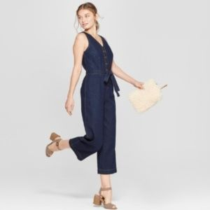 Universal Thread Belted Jumpsuit BRAND NEW